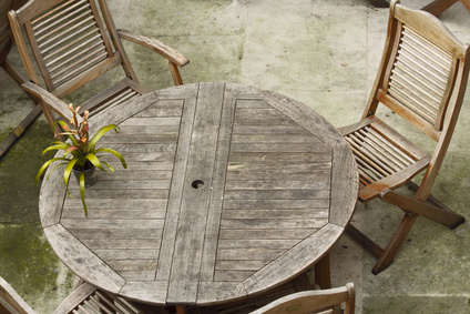 Best Vernir Une Table De Jardin En Teck Photos - House Design ...
