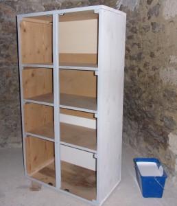 sous-couche extérieur armoire