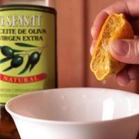 citron et huile d'olive
