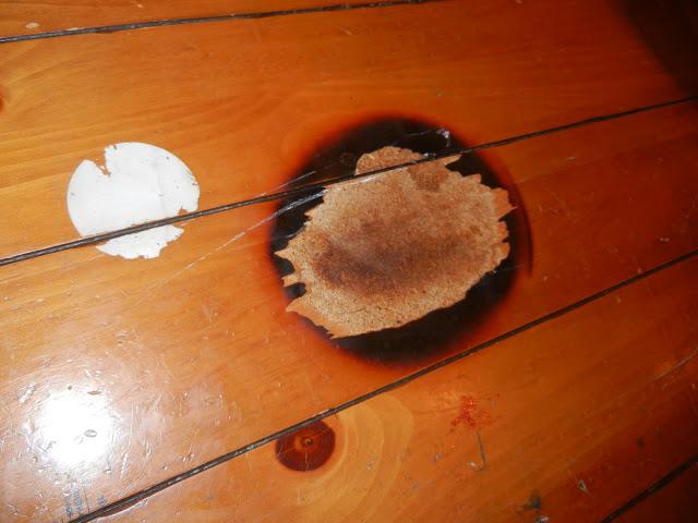 Comment d tacher un meuble en bois relooker un meuble for Tache blanche sur bois fonce