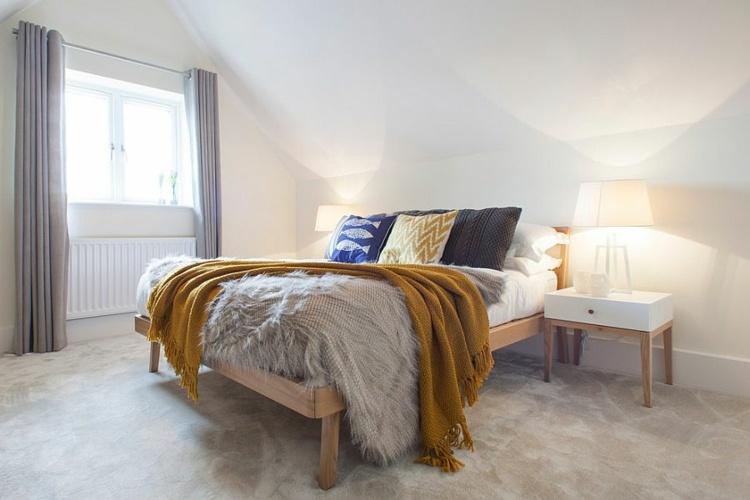 Mobilier au design vintage scandinave relooker meubles for Mobilier chambre design