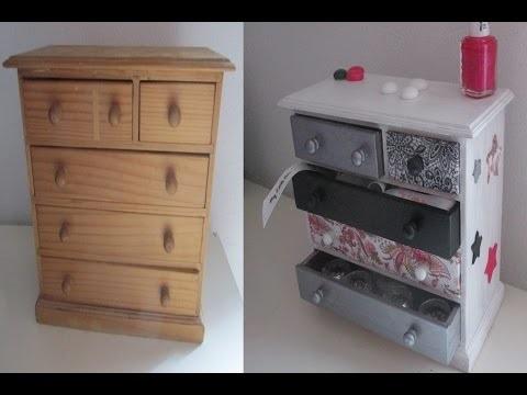 photos avant apr s relooker un meuble. Black Bedroom Furniture Sets. Home Design Ideas