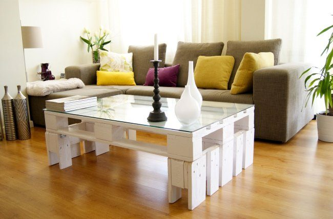 Stratifie Basse De Paraquet Luxe Table Bois Palettes BoedxC