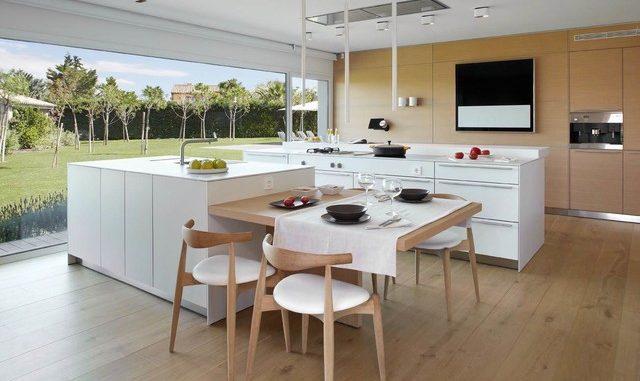 Lot de cuisine relooker un meuble - Relooker une table de cuisine ...