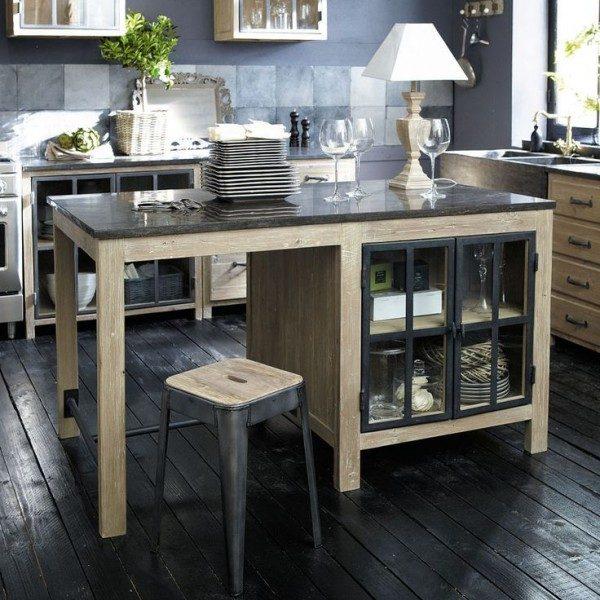 Fabriquer un îlot central pour la cuisine | Relooker meubles on