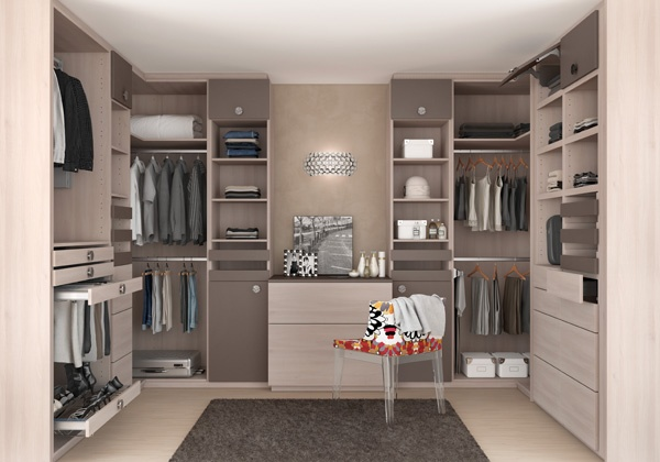 des id es pour cr er un dressing relooker meubles. Black Bedroom Furniture Sets. Home Design Ideas