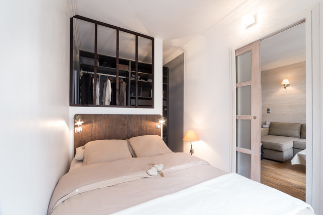 Des id es pour cr er un dressing relooker meubles - Comment faire un dressing dans une chambre ...
