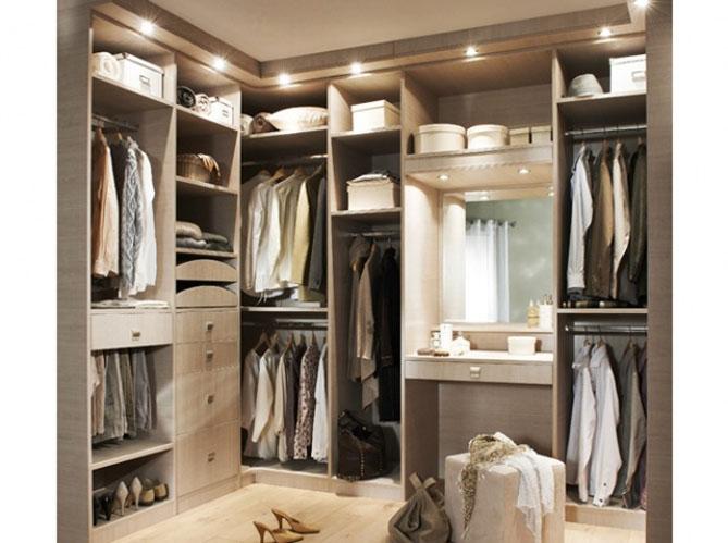 des id es pour cr er un dressing relooker meubles. Black Bedroom Furniture Sets. Home Design Ideas