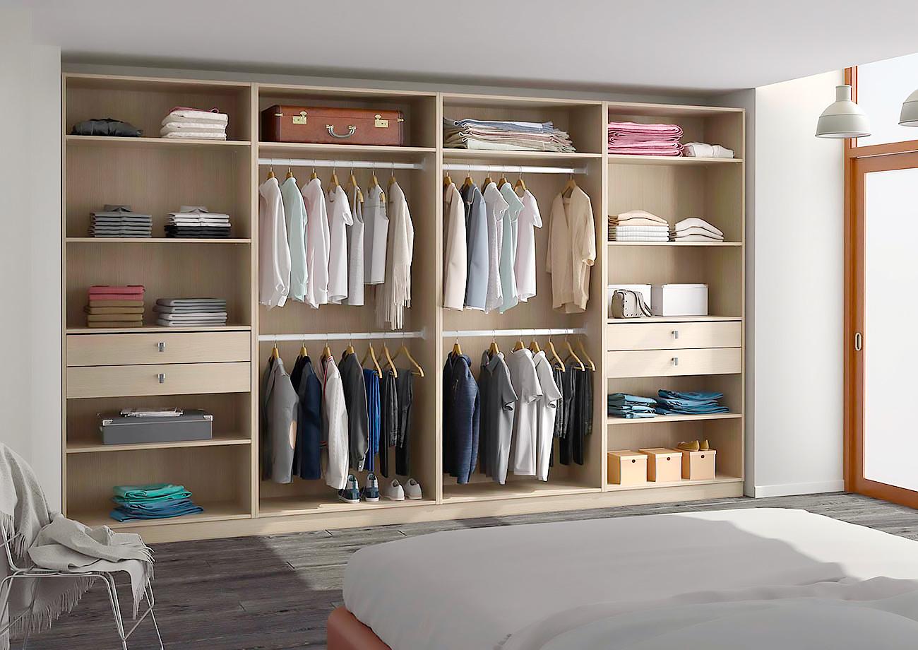Modèle De Placard Dressing ▷ des idées pour créer un dressing | relooker meubles