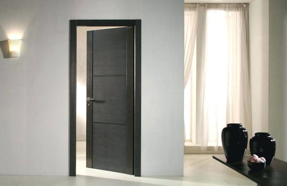 porte intérieure noire – Relooker meubles