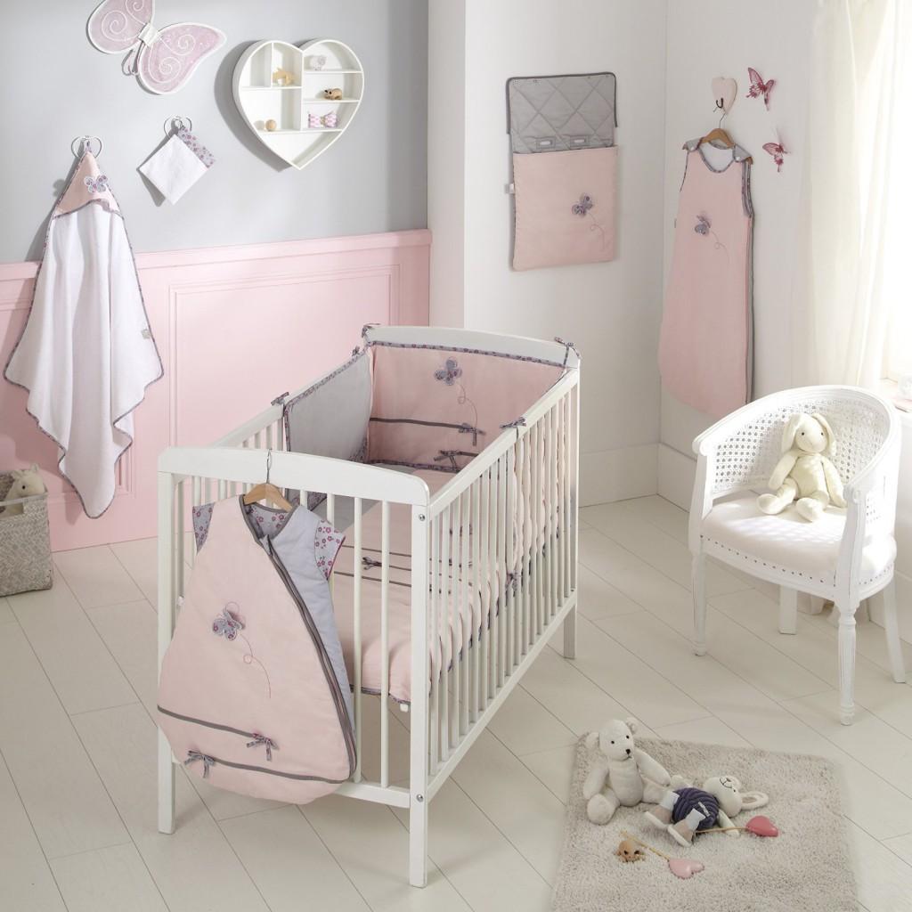 Chambre Rose Poudré Fille ▷ une chambre en gris et rose de 0 à 77 ans | relooker meubles