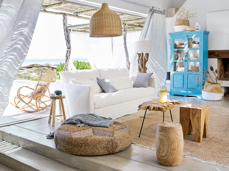 d co blanche et naturelle pour la maison relooker meubles. Black Bedroom Furniture Sets. Home Design Ideas