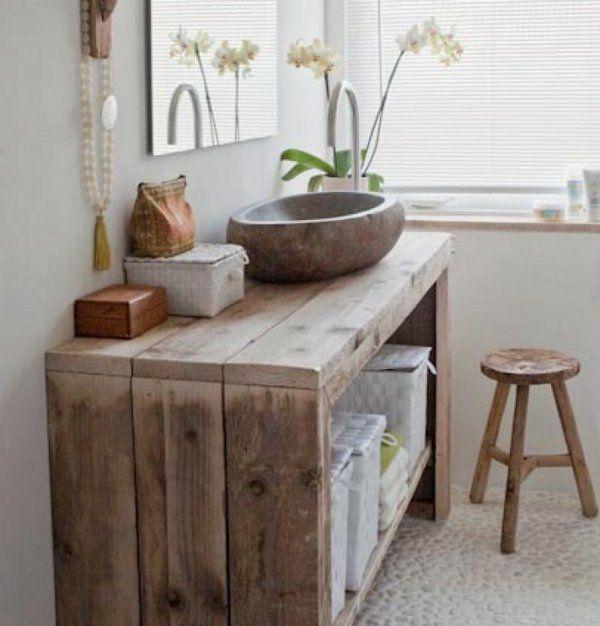 meuble vasque en bois faire soi m me relooker meubles. Black Bedroom Furniture Sets. Home Design Ideas