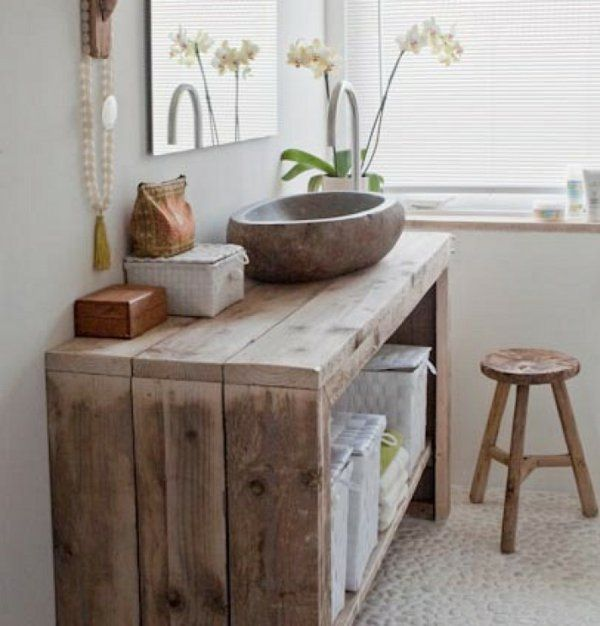 meuble a faire soi meme trendy photos deco salle bain faire soi meme idees con construire. Black Bedroom Furniture Sets. Home Design Ideas