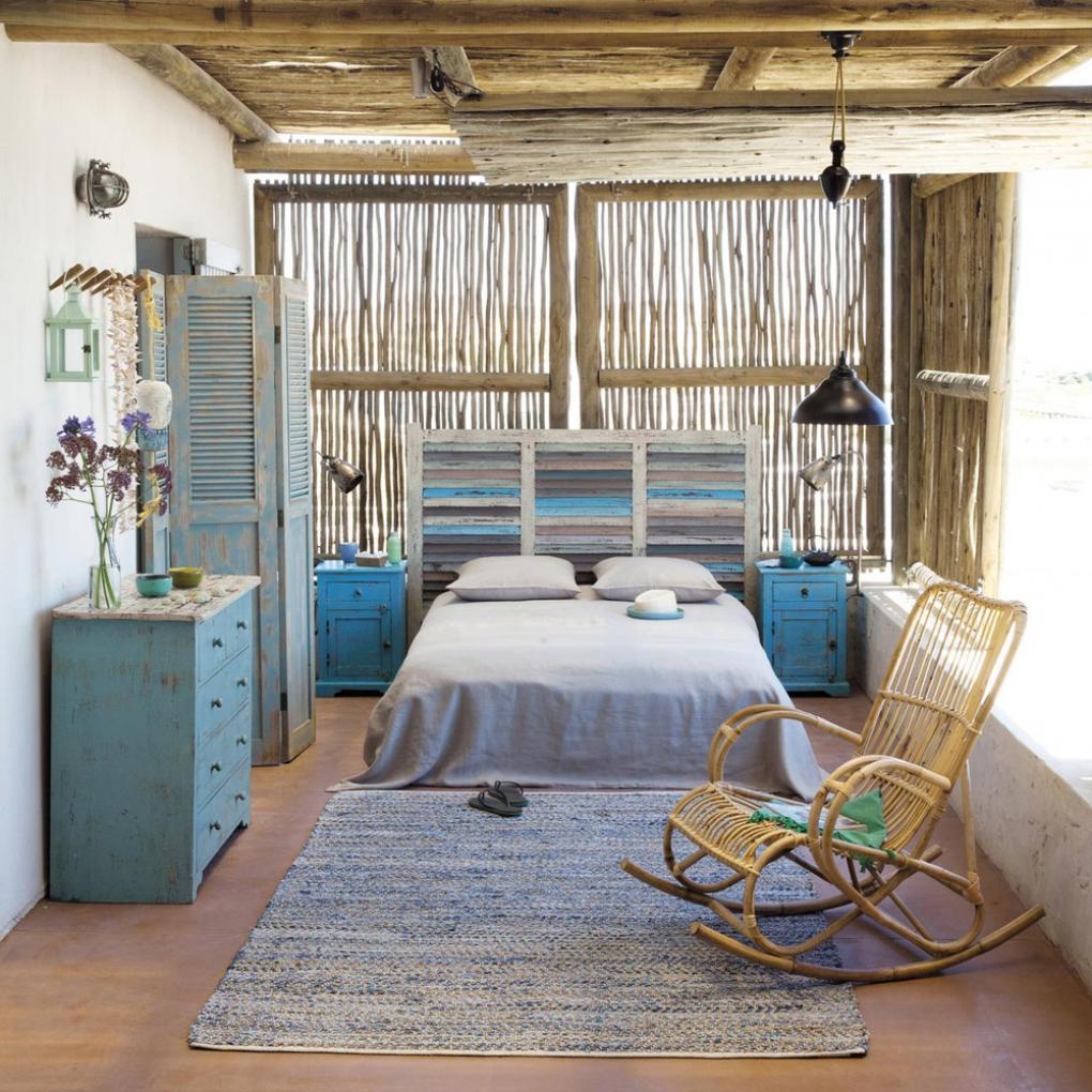 Ambiance Bord De Mer Chic ▷ déco blanche et naturelle pour la maison | relooker meubles