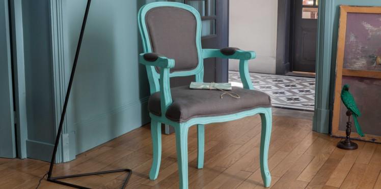 Nouvel ▷ Comment relooker un fauteuil en 6 étapes   Relooker Meubles DA-28