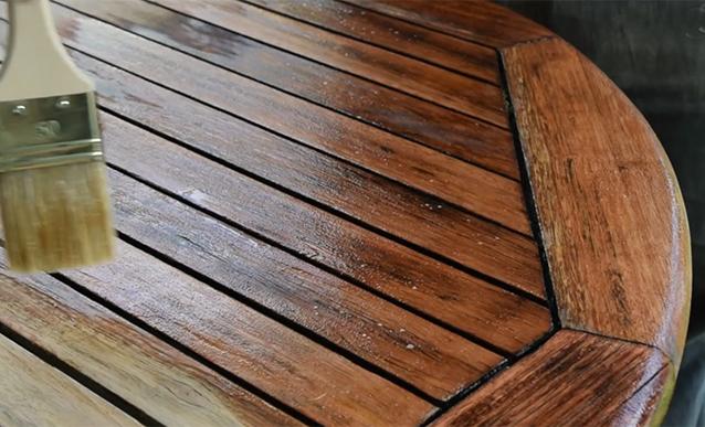 ▷ Rénover une table en bois | Relooker meubles